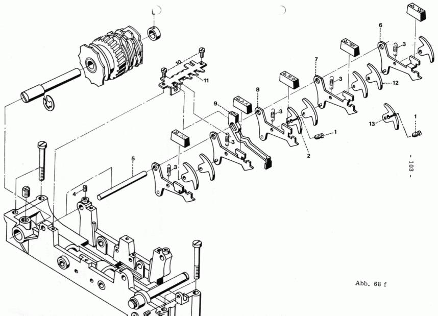 Pfaff - Einstellanleitung - Arbeiten an der Maschine – DraWi